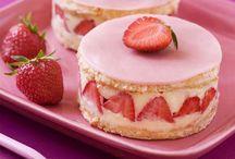 cuisine fraisier / fraisier
