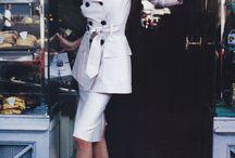 The Fashion Scrapbook / My favourite fashion adverts and fashion photographs! xx #Brit