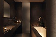 Steamy Bathrooms / by Laurin Beard