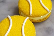 Wimbledon / Recipes that will help you win the best hostess award in straight sets !