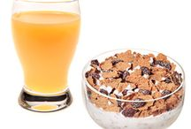 Good Morning Breakfast! / High protein, high energy, filling but healthy breakfast options for you to try.
