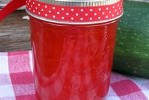 Canning-Jams, Jellies, etc. / by Phyllis Wilson