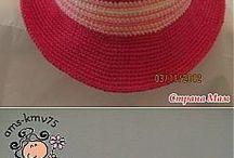 Вязушки шапок и шляп.