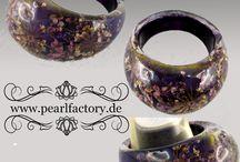 Resin, Rings / casting resin, harz giessen, kunstharz, schmuck, jewellery, jewellry, resin