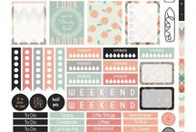 Diary @nd printables