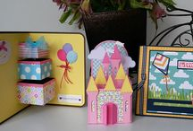 Tarjetas Pop Up y 3D