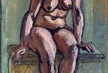 Matisse kvinde uden tøj