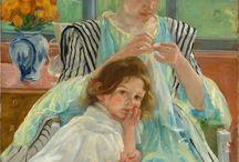 U.S.A. / Mary Cassatt