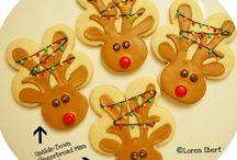 Cookies! / by Elizabeth Colbert