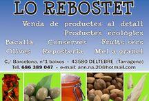 Alimentació a #Deltebre / Botigues d'alimentació