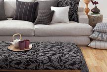 Lounge / Warwick fabric