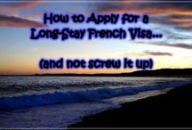 Traveling France / Posts that pertain to living, traveling and experiencing life in France and the Mediterranean.