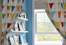 Reading corners for children
