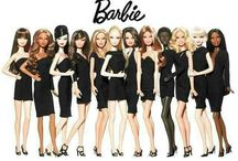love my Barbies!! / by donna byrd