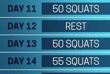 Issa gym things