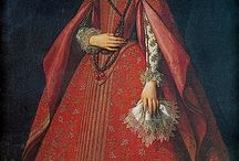 16th and 17th Century Spanish Styled Clothing