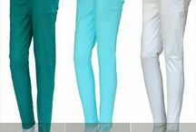 Cotton Stretch Pants / COTTON STRETCH PANTS