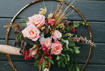 Wedding Ideas / Flowers and weddings go hand-in-hand and it's easy to see why! Our Wedding Ideas Board brings together beautiful bridal bouquets, table centrepieces and floral designs.