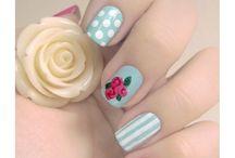 Nail polish ❤️