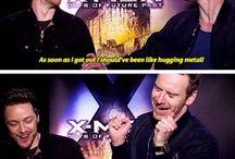 X-men / Professor Charles Xavier's uncanny students