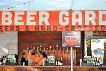 Craft Beer Garden at Cottonwood Art Festival