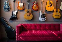 Guitar hangers