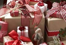 Christmas Decorations and Wrappings