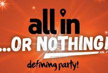 All in...Winter Party vol 2 /Senso 23.4.2016