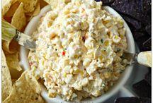 Dips,sauces, snacks, etc... / by Christina jasper