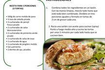 Cocina quemagrasa / Recetas para dieta