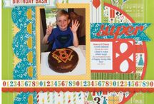 Scrapbooking Birthdays