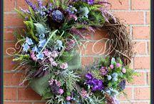 Coastal Beach Wreaths, by Irish Girl's Wreaths / Coastal Wreaths made by me at  http://Irishgirlswreaths.com