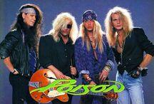 bandas de hard rock