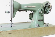 Vintage Sewing Machines / by Lisa Replogle Shoenfelt