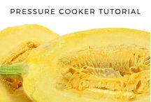 Recipes - Pressure Cooking