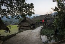 Mr Doan Homestay | Ha Giang / Mr Doan, his wife and his two sons live in the traditional stilts house of Tay-en ethnic minority group in North of Vietnam. He is a good chef and kind owner