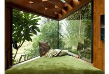 Book and Seat Nooks