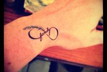 Kleine tatoo's