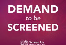 Screen Us Where We Are / Sister to Sister is dedicated to women's heart disease education, detection & prevention. Join our national movement and demand that all women are offered cardiovascular screenings wherever they seek what amounts to primary care. Ensure that women everywhere have the chance to live long and healthy lives.