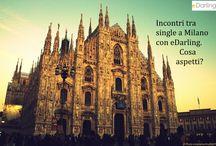 Incontri In Italia tra single con eDarling / Siete single e alla ricerca del partner ideale? Vi piacerebbe conoscere nuove persone e magari trovare l'amore? Scegliete eDarling fare nuovi incontri in Italia con tanti single.