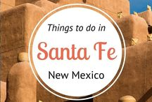 Sante Fe / by Heather Paulding