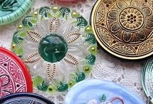 buttons / by Green Rabbit Designs
