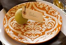 Fall & Thanksgiving Ideas / by April Brover