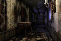 Creepy Hallways