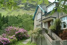 Our Holiday Cottages / A selection of our self catering cottages in Keswick in the Lake District.