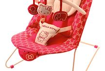 Hello kitty baby stuff / by Kitty White
