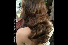 My brides / Wedding hairstyles created by Lizzie Liros
