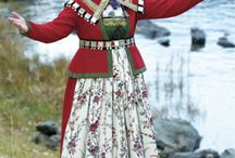 Costume norvégien