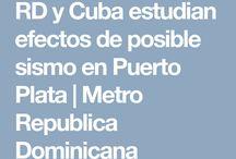 Riesgos geológicos en República Dominicana