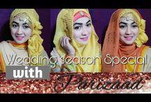 hijab tatorials